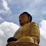 Beim Swayambhunath-Tempel, auch Affen-Tempel genannt.