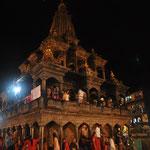 Der Durbar Square in Patan / Kathmandu
