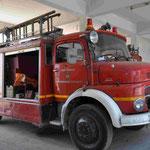 Ein Feuerwehr-Frosch in Kathmandu!