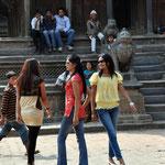 Im Kathmandu-Tal konkurrierten drei Königreiche um die schönsten Paläste
