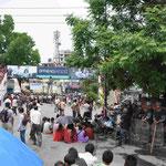 Streik in Nepal
