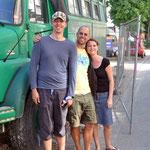 In Freiburg bei Sonny und Arne...