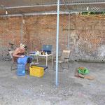 Unser neues Open-Air-Kinderzimmer