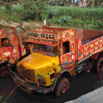 Auftowaesche in Indien