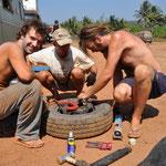Working Men (Maarten, Steffen, Marc)