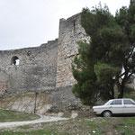 Die Burg in Berat