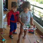 Ihr Sohn ist Spiderman!