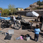 Open Air Bike Workshop