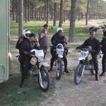 Polizei Show-Off....
