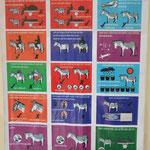 Poster-Wissen: wie behandel ich einen Esel korrekt