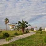 Durres Strandpromenade