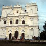Der Ausflug nach Old Goa...