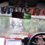 Die Taxifahrer fahren um ihr Leben