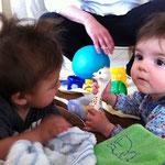 Theo lernt seine Cousine Clara kennen!