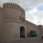 Die Zitadelle in Rayen