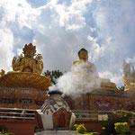 Auf nach Kathmandu zum Monkey-Tempel