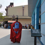 ein indischer Superman!