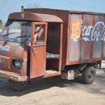 Nostalgie auf indischen Highways