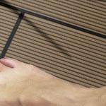 BAMBEAU econudo Classic Sandbraun Riffle