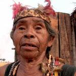 Eine von wenigen. Diese Frau lebt die traditionellen Werte ihrer Vorfahren