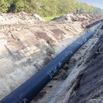 Pipelines: Gas, Oil and Water