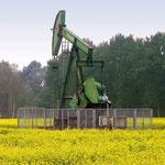 Bohrloch-Verrohrungen von Erdöl- und Erdgasbohrungen