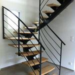 Pose escalier Bordeaux