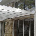 Pose baie vitrée et pergola PVC à Bordeaux