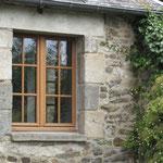 Pose fenêtre bois