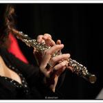 Flute traversiére. Par David Lair Photographe à Ancenis.