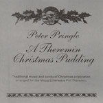 A Theremin Christmas Pudding