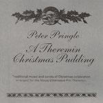 A Theremin Christmas Pudding