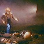 Tommy descubre los huevos alienígenas