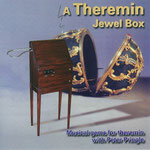 A theremin Jewel Box