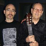 Víctor Estrada y Fernando Carranza