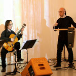 Duo Víctor Estrada y Fran Gamallo