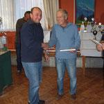 Thomas Honert, Gewinner des LVP auf Bielefelder Kennhuhn