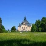 Villa Toskana im historischen Garten