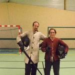 Les Arts martiaux historiques europééns en convivialité en centre bretagne