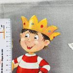 Kleiner König bzw. der kleine Däumling
