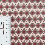 Muster in (alt-)rosa und grau