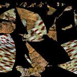 die Abwicklung - alle Oberflächenteile von Glubschi