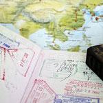 Visum und Einreisebestimmungen für Laos.