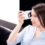 Merjenje IOT s tonometrom Icare HOME