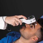Merjenje IOT s tonometrom ic200 v ležečem položaju