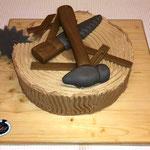 Werkzeug Torte