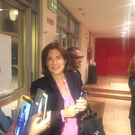 Laura Pompeo, assessora alla Cultura a Moncalieri,