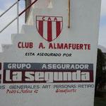 At Almafuerte - Almafuerte - Cordoba