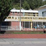 Cemento San Martin - Sierras Bayas - Bs.As