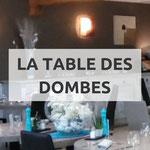 La Table des Dombes, un cadre moderne et raffiné.